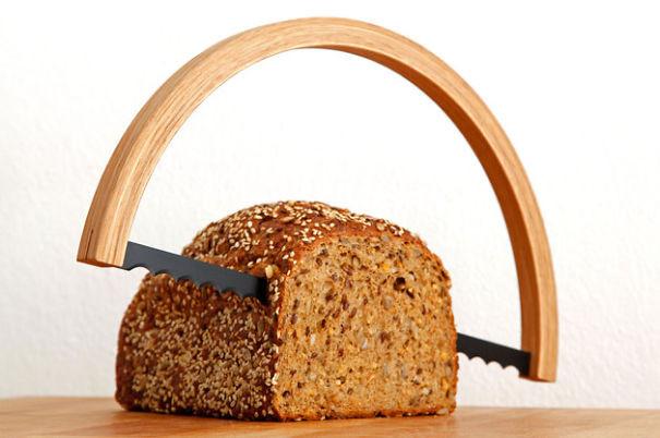Пила для хлеба дизайн, изобретения, креатив