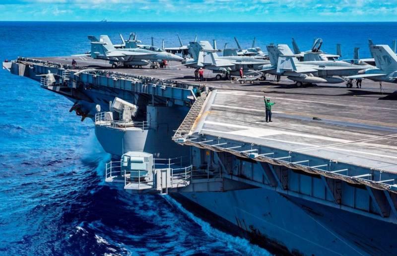 Блокада Ормузского пролива: флот США идет к Ирану