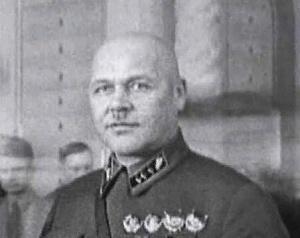 Жребий генерала Павлова