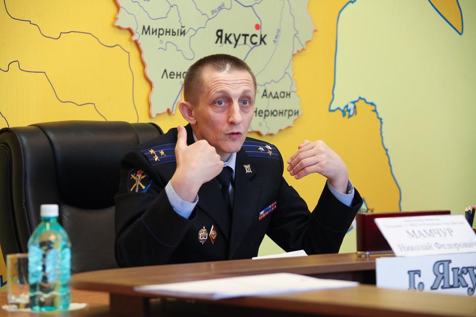 Замглавы МВД Якутии выстрели…