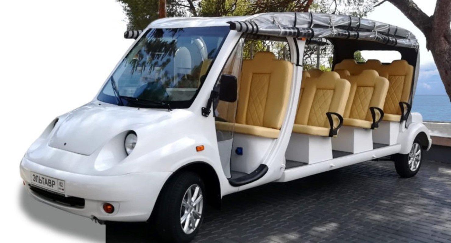 Производитель «Эльтавр» из Крыма резко нарастил производство электрокаров Автомобили