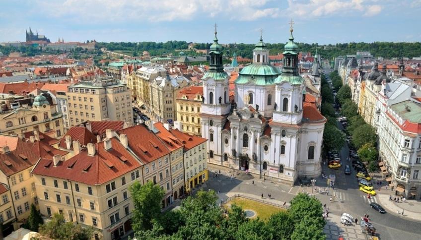 Город Прага – три дня на знакомство