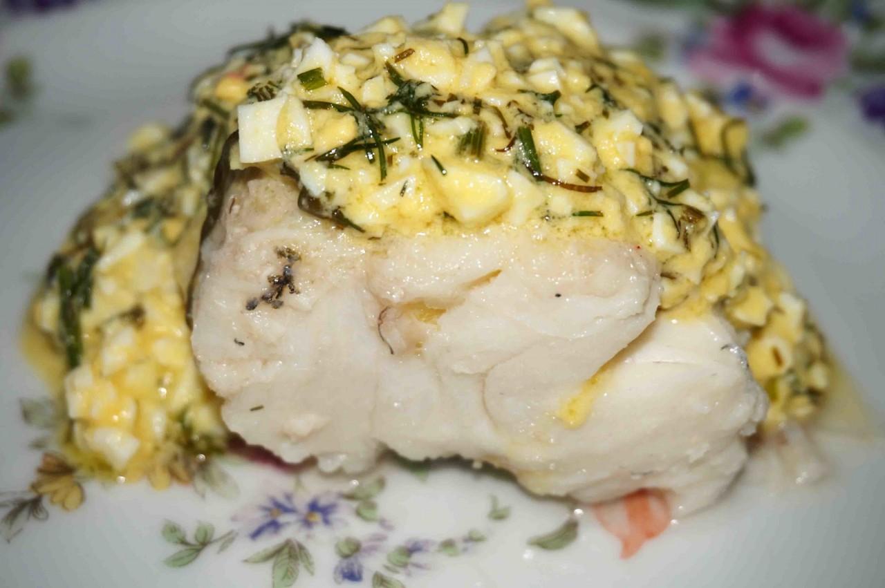 Польский соус к рыбе