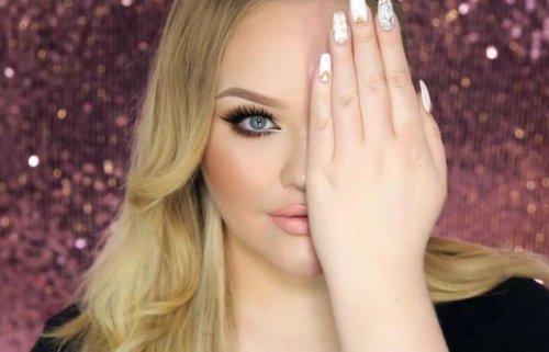 Новый Интернет-тренд: макияж…