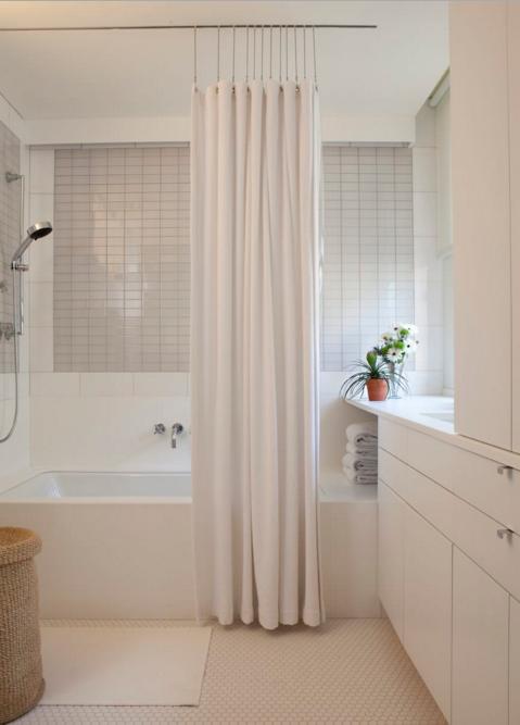 медицинской помощи, гардина со шторкой для ванны Мраморизированный Разводами