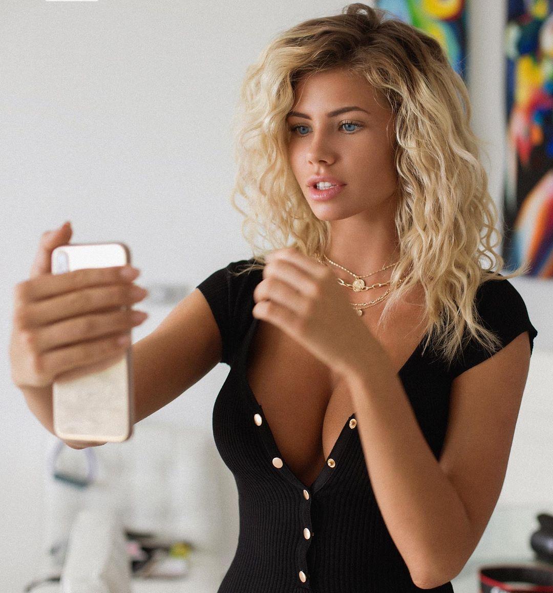 Наталья Красавина в  Instagram