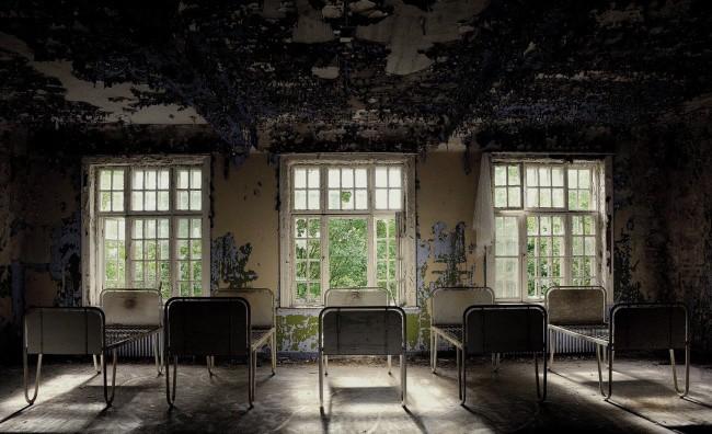 27. Психиатрическая клиника Лиер Сикехус, Норвегия интересное, история, поучительное, факты