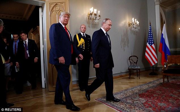 Саммит в Хельсинки