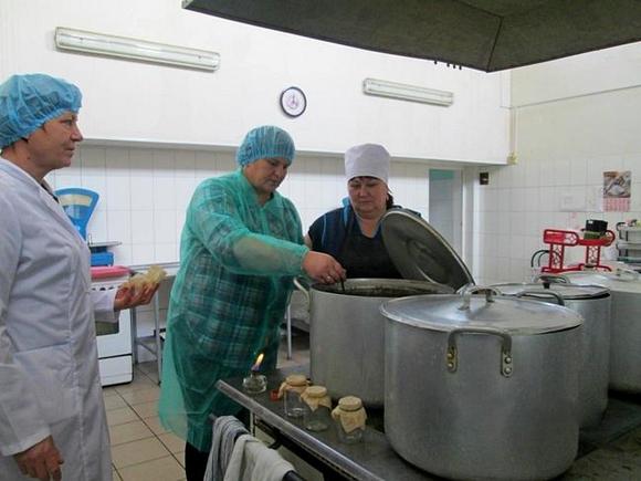 В Кирове повара школьной столовой помыли котлеты под краном