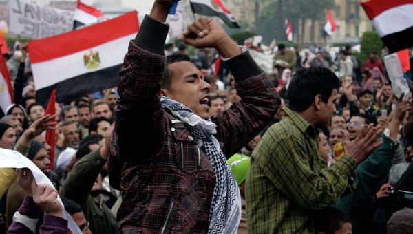 """""""Арабская весна"""", которой не было..."""
