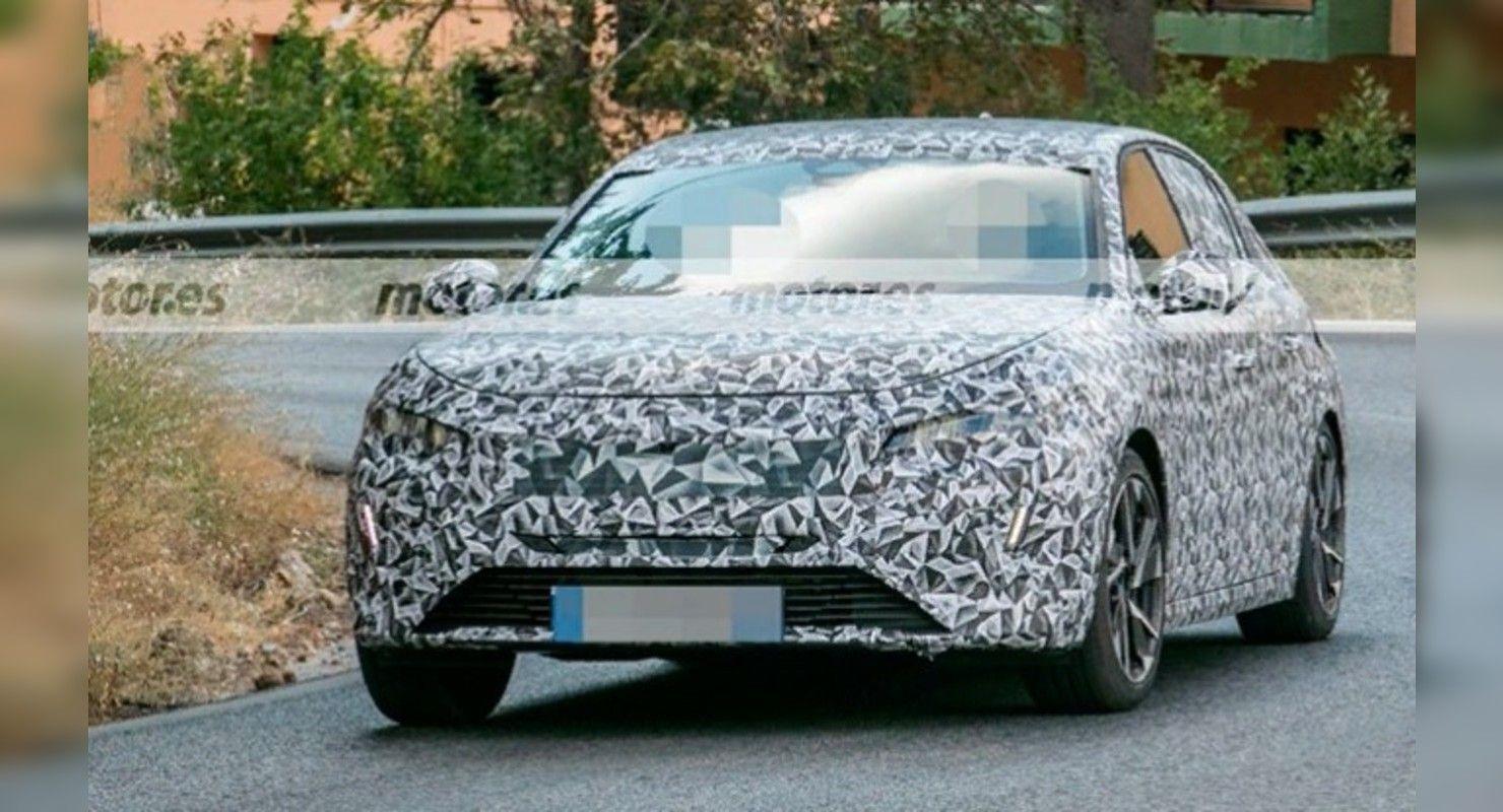 Peugeot 308 нового поколения дебютирует 18 марта Автоновинки