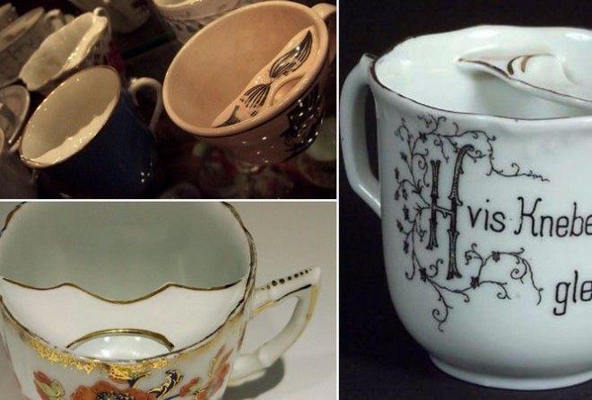 Чашка для усов: писк моды среди мужчин викторианской эпохи
