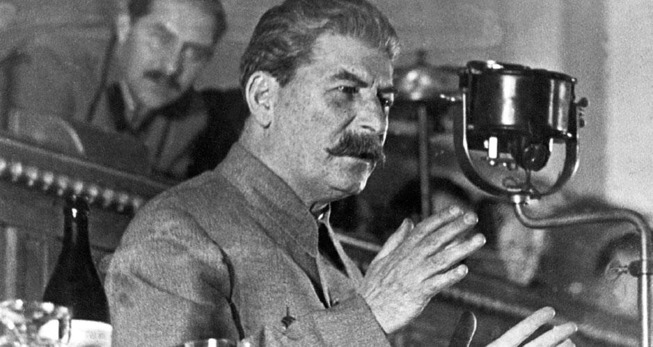 Сталин против НАТО