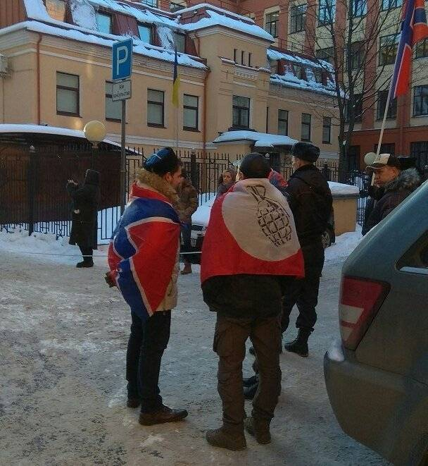 В Петербурге сорвали митинг …