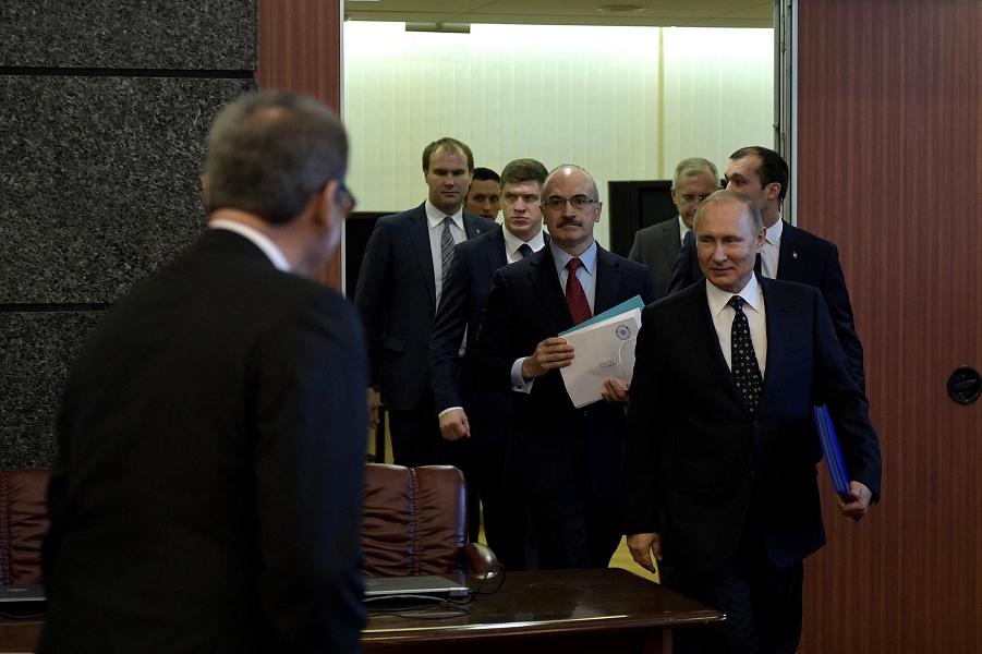 Путин – самый обеспеченный (полностью обеспеченный) кандидат на 5 января