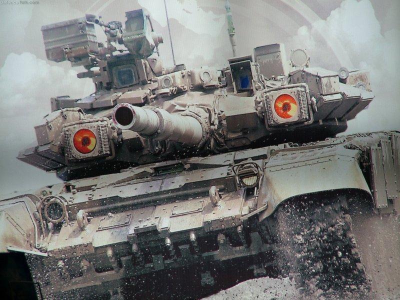 Отечественные и зарубежные танки: мифы и реальность