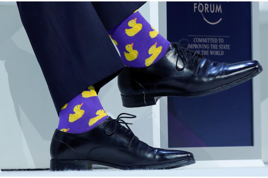 Желтые уточки, Чубакка и радужный флаг: самые яркие носки премьер-министра Канады Джастина Трюдо