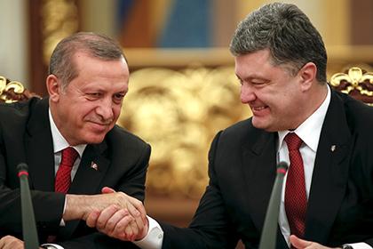 Турция попросила Украину помочь в борьбе с российской пропагандой