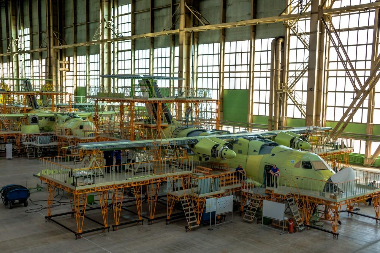 Новый военный транспортник Ил-112В проверили на герметичность