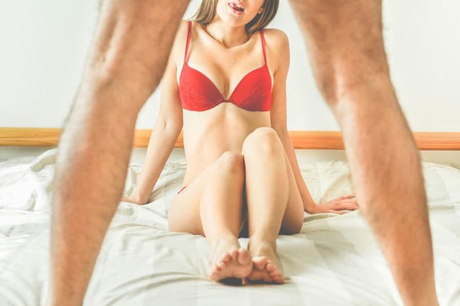 Из жены ушел секс