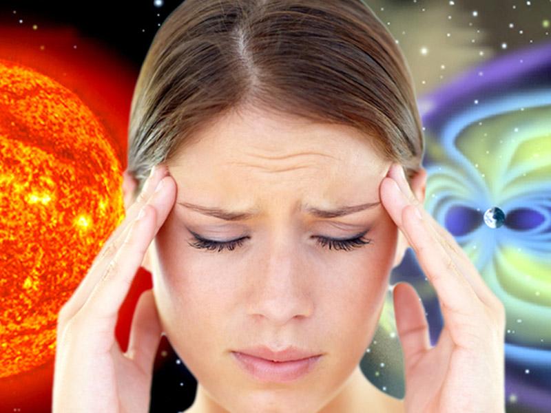 Магнитные бури - их влияние на здоровье
