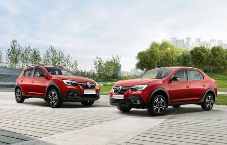 Renault объявила цены на Logan Stepway и Sandero Stepway