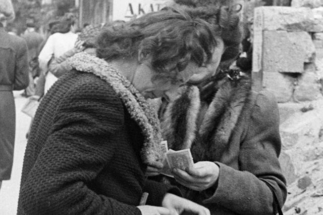 «Берлинская блокада» 1948-49…