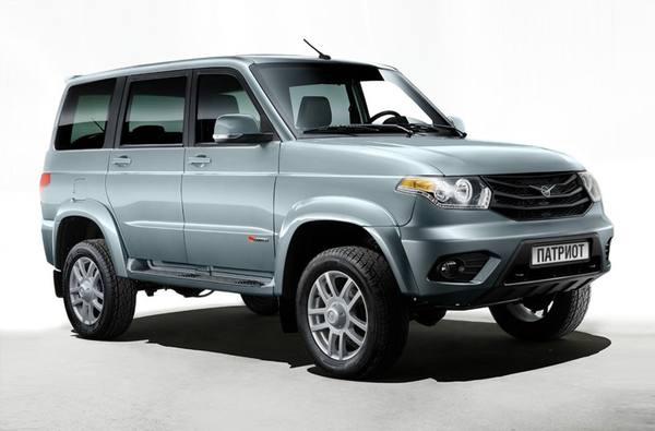 УАЗ начал поставки автомобил…