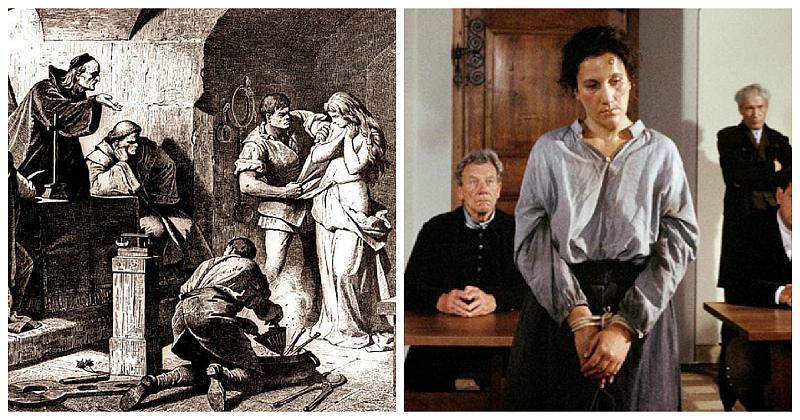 Жизнь и смерть Анны Гёльди, последней ведьмы из Швейцарии