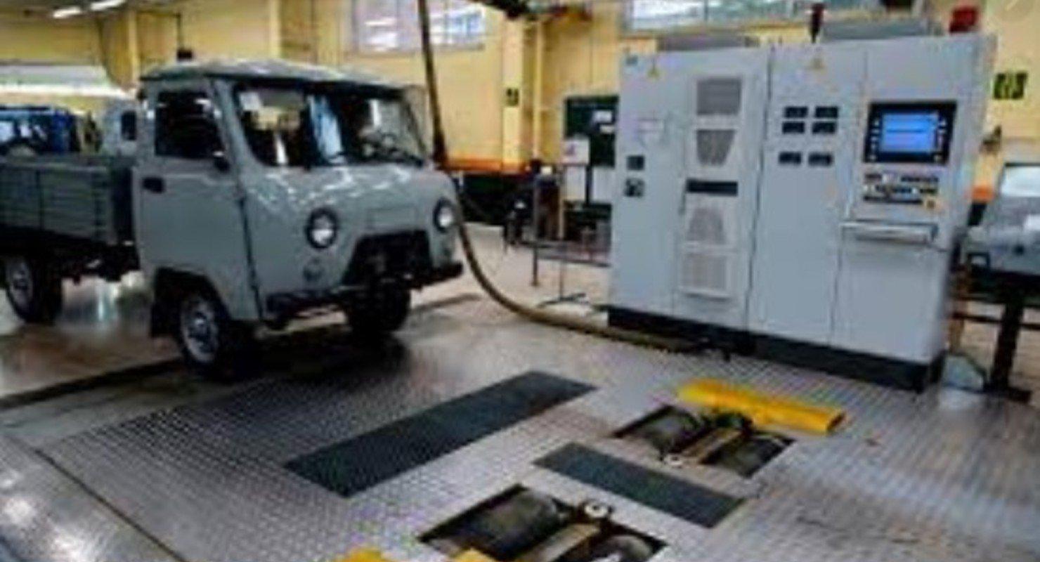 УАЗ продал испытательный центр в Ульяновске Автомобили