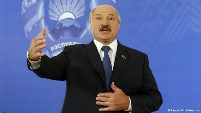 Метаморфоза Александра Лукашенко