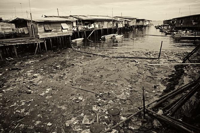 Исчезающий мир морских цыган