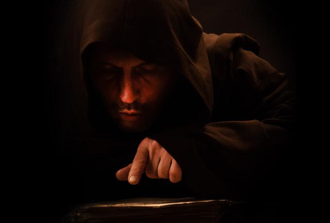 Притча о монахе и первоисточнике