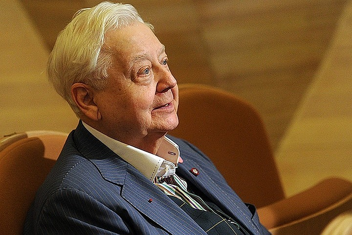 РПЦ: Олег Табаков напряженно искал истину на протяжении многих лет и умер как христианин
