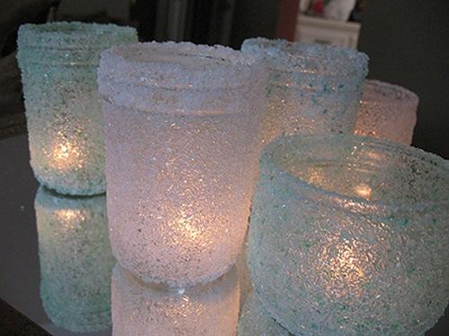 Солевой лампа своими руками