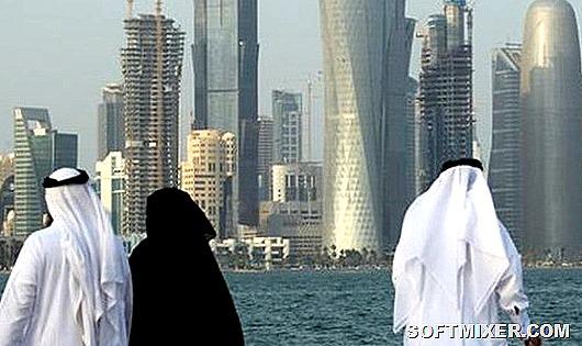 Катар: большие странности ма…
