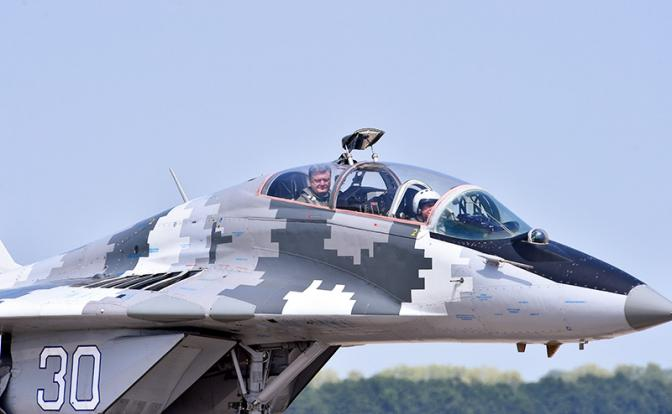 Львов создал свой МиГ-29, который затмит российский