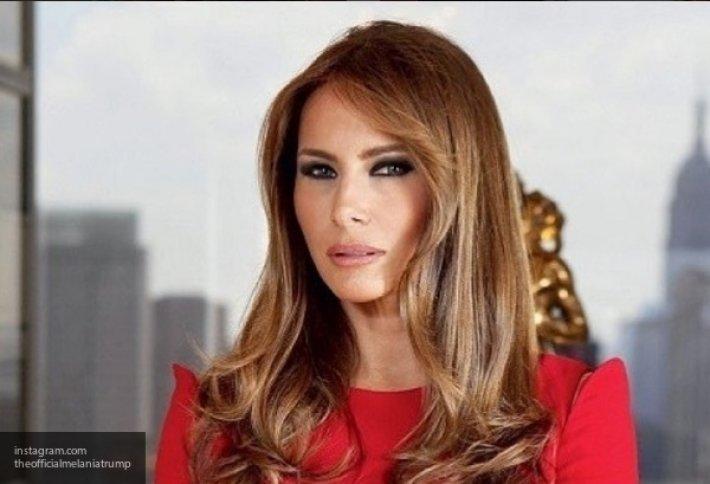 Большая ошибка Меланьи Трамп: СМИ раскритиковали первую леди США за одежду колониста в Кении