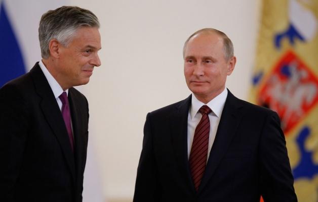 Посол США в России: Путин ещё никогда не был столь силён