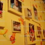 Объёмная домашняя фотовыставка