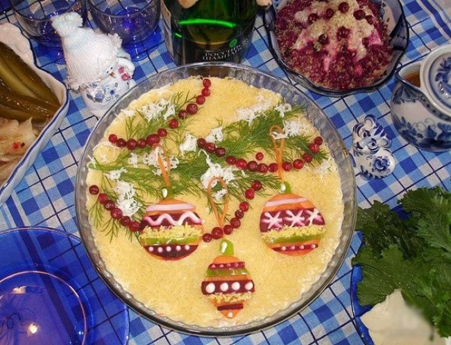 8 ностальгических блюд для новогоднего стола