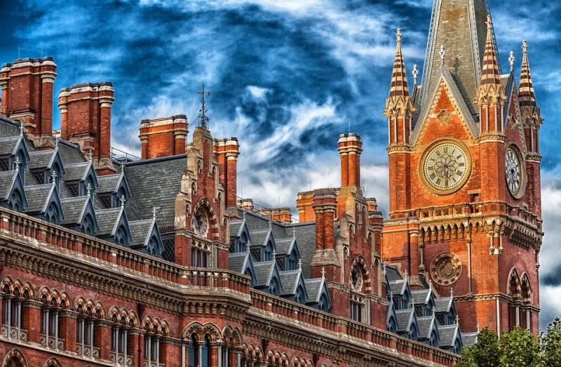 Лондон как столица «глубинного государства»