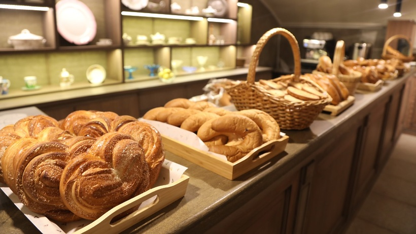 Музей хлеба открыли в Серпухове в День города