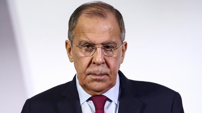 Лавров указал на подозрительные совпадения во время Керченского конфликта