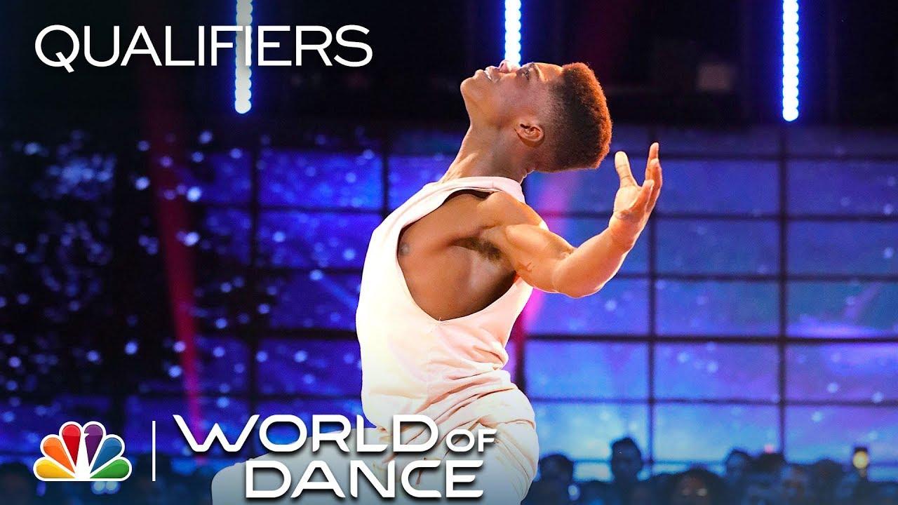 Этот танец заставит вас забыть о дыхании! Талантливый парень показал невероятное шоу