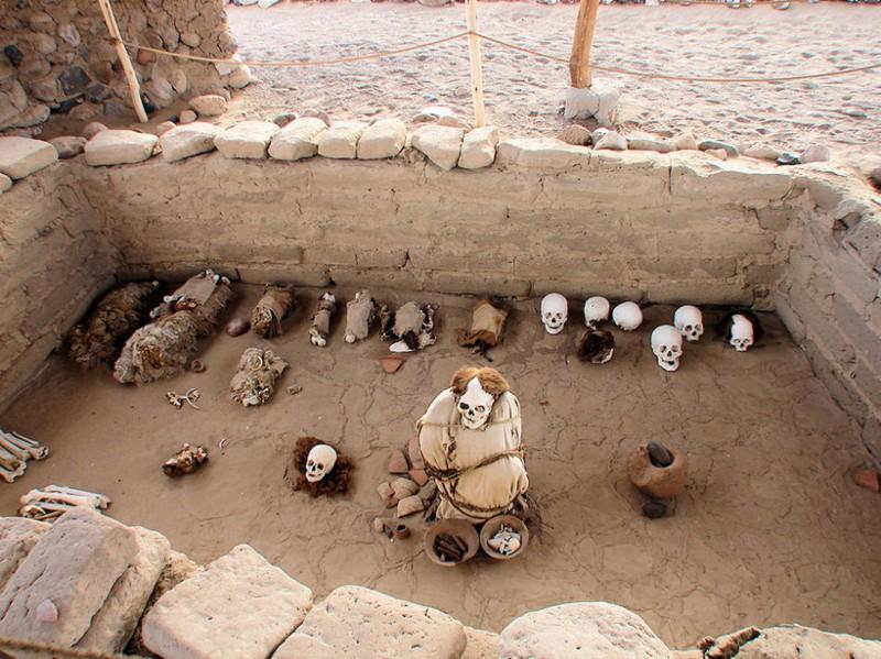 17. Кладбище Чаучилла, Перу интересное, история, поучительное, факты