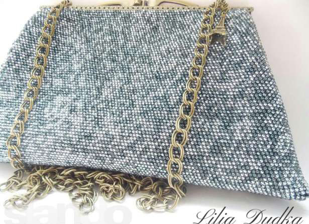 Вязание с бисером для начинающих фото