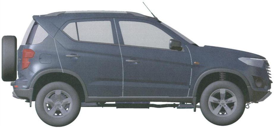 GM-АВТОВАЗ «забыл» продлить патенты на Chevrolet Niva-2