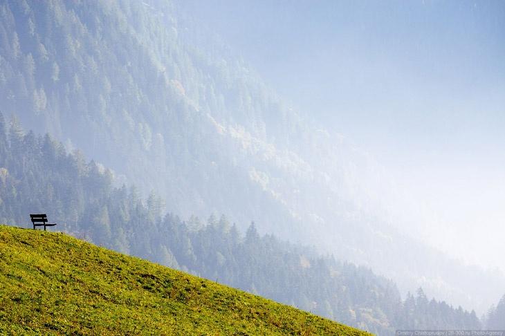 Мал, да удал: очаровательный Лихтенштейн - страна, в которой нет армии, но есть красота