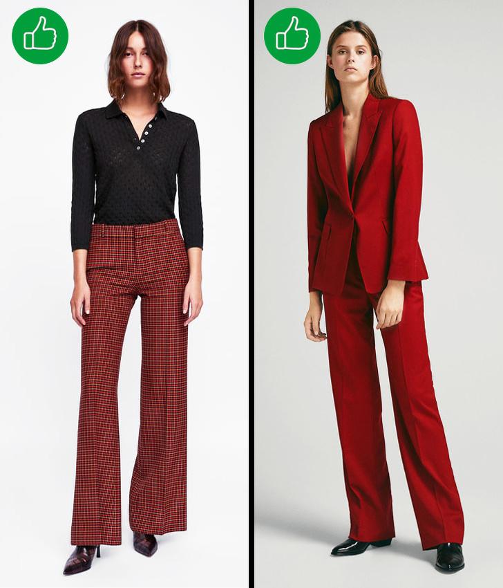 Простой и подробный гид по выбору идеальных брюк для каждого типа фигуры